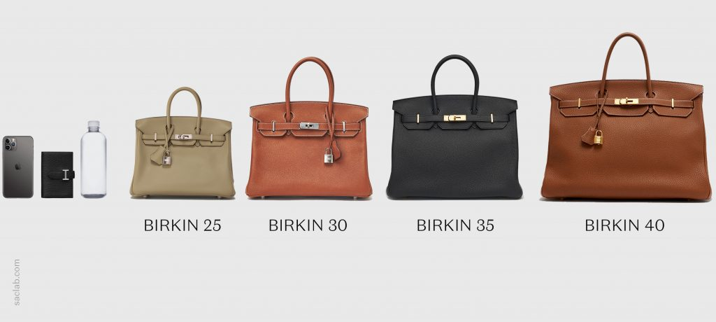 Hermès Birkin Sizes Saclab Pinterest Google