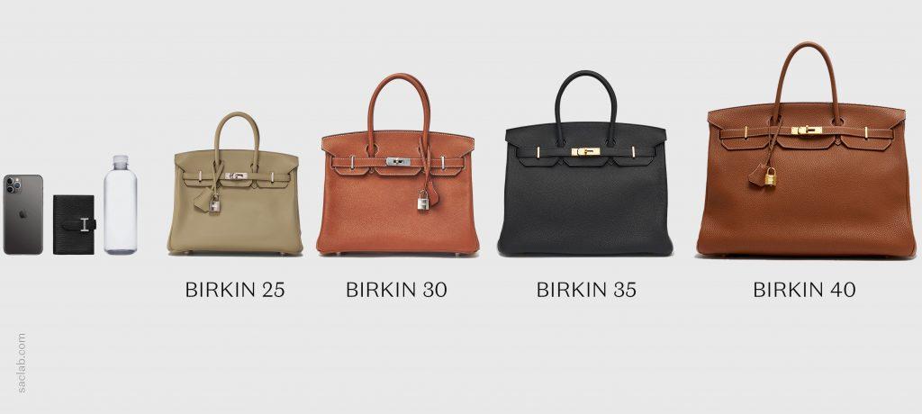 Hermès Birkin Sizes Saclab Pinterest Google