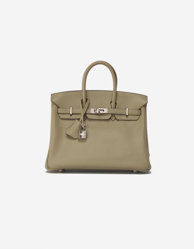 Hermès Birkin 25 Swift Sauge