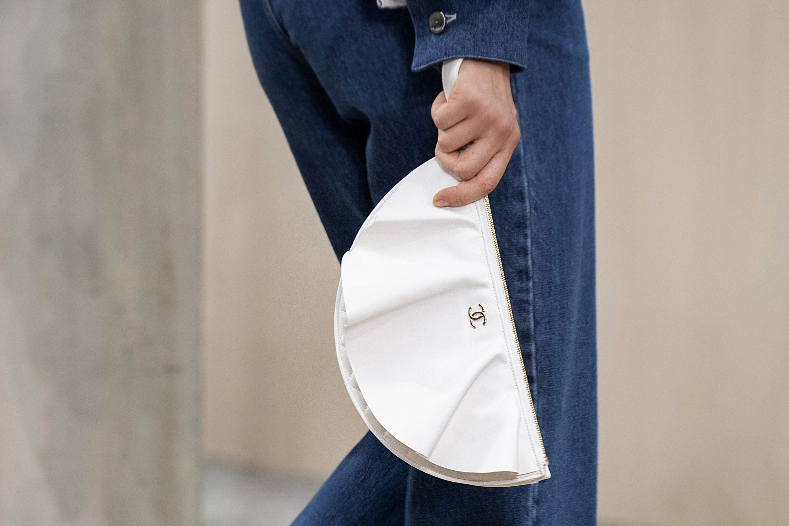 Chanel Clutch Bag Spring Summer 2020 Runway