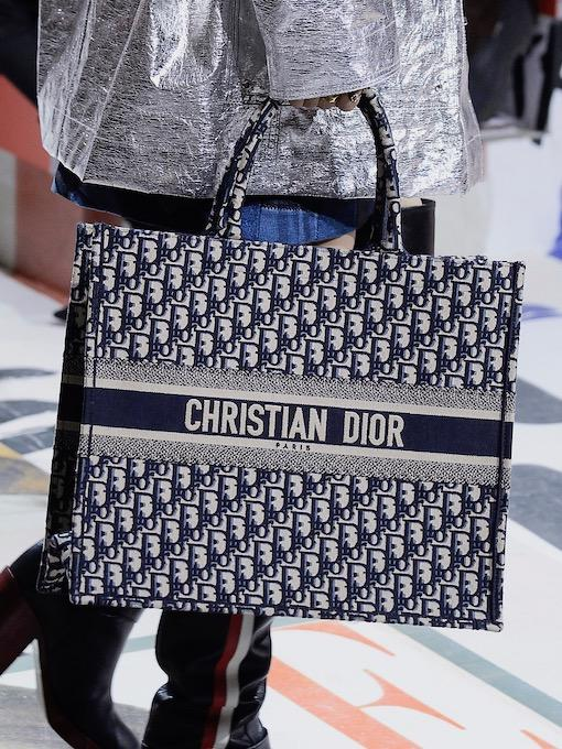 Dior Oblique Monogram Book Tote Fall Winter 201