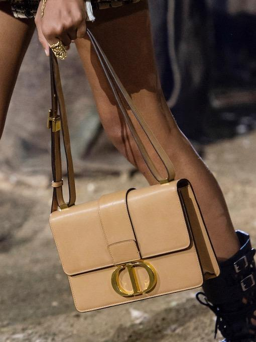 Dior 30 Montaigne Bag Spring Runway Summer 2020