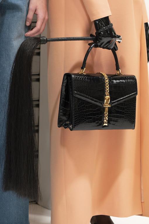 Gucci Buckle Bag Spring Summer 2020