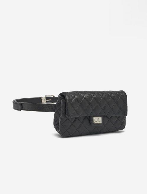 Chanel Uniform 2.55 Belt bag Caviar Black Saclàb