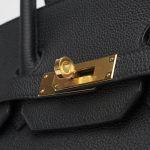 Hermès Birkin 35 Togo Black Saclàb