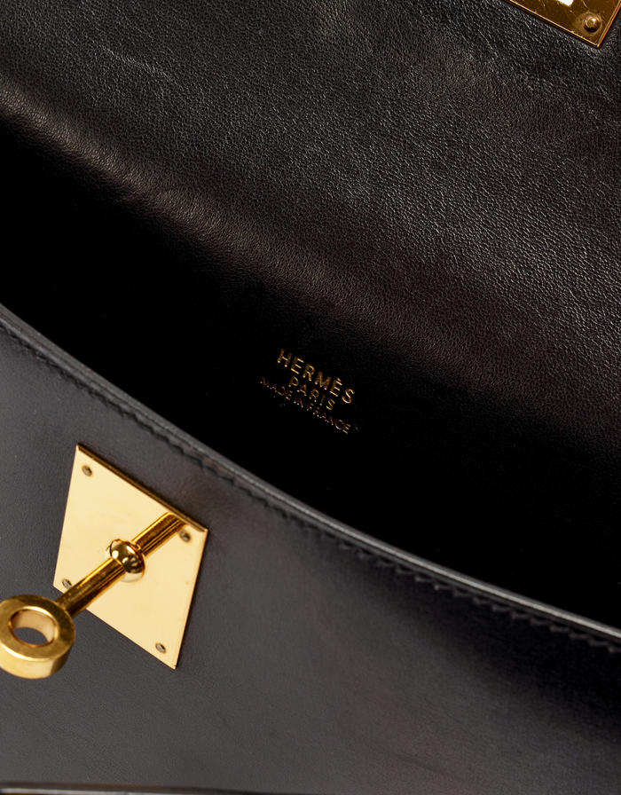 Hermes_Kelly_Pochette_Longue_Box_Black