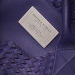 Bottega Veneta Cabat Medium Purple Intrecciato