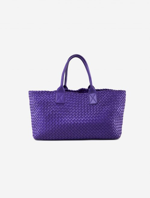 Bottega Veneta Cabat Medium Purple Saclàb Front