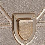 Dior Diorama Mini Metallic Gold Hardware