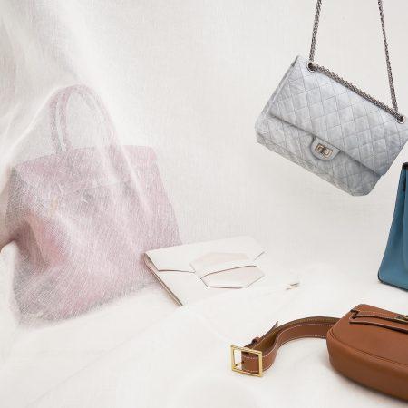 Authenticating your Chanel or Hermès handbag