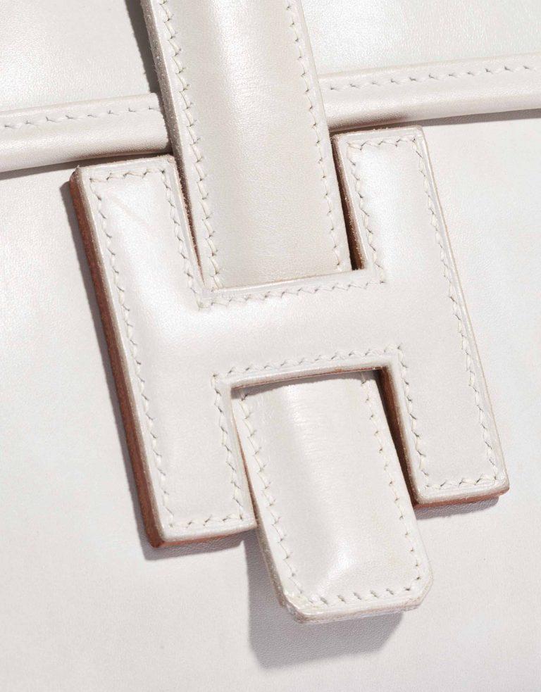 Hermès Vintage Jige Clutch