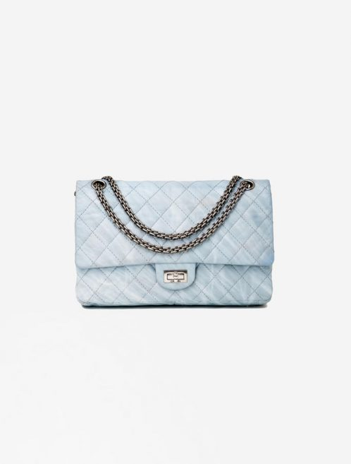 21 Customised Chanel Reissue 226 Aged Calfskin Marble