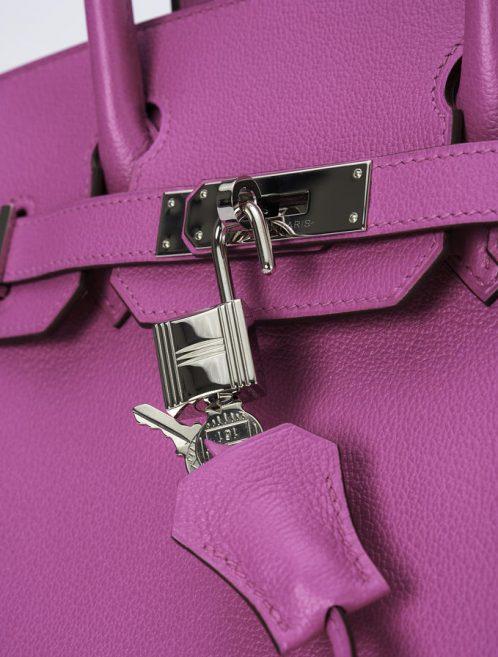 Hermès Birkin 30 Taurillion Novillo Magnolia Saclàb