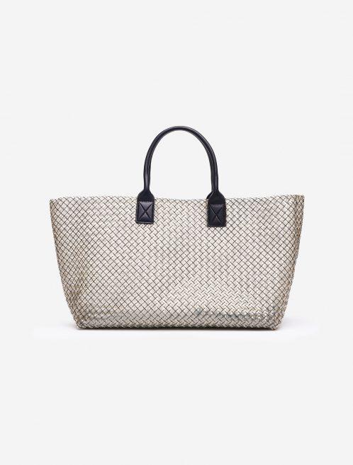 Bottega Veneta Cabat Large Transparent PVC Black, Transparent    Sell your designer bag on Saclab.com