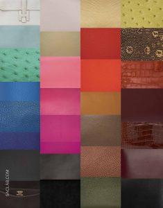 Hermès colours saclab.com