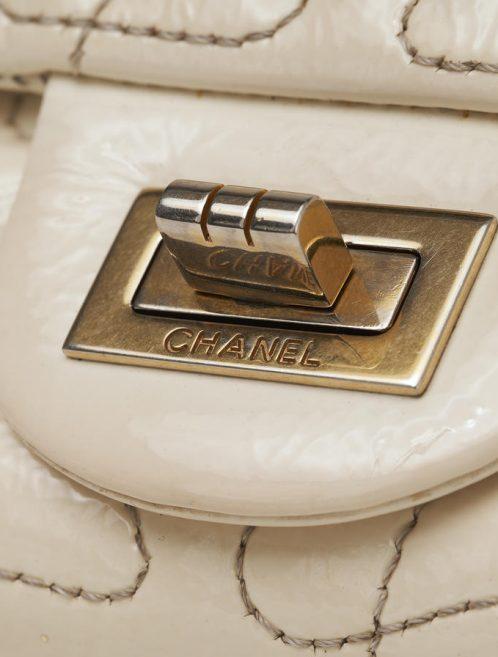 Chanel Reissue 227 Puzzle Off-White Saclàb