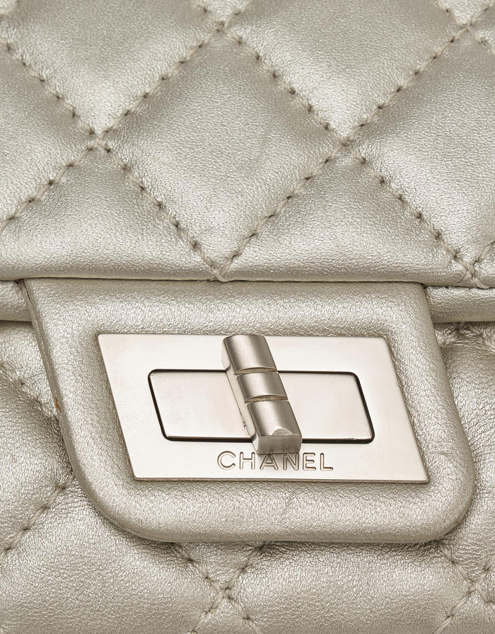 Chanel 255 Lamb Rhomb By Saclab