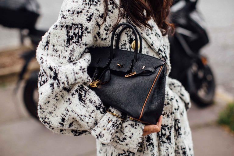 Hermès Birkin Bag streetstyle