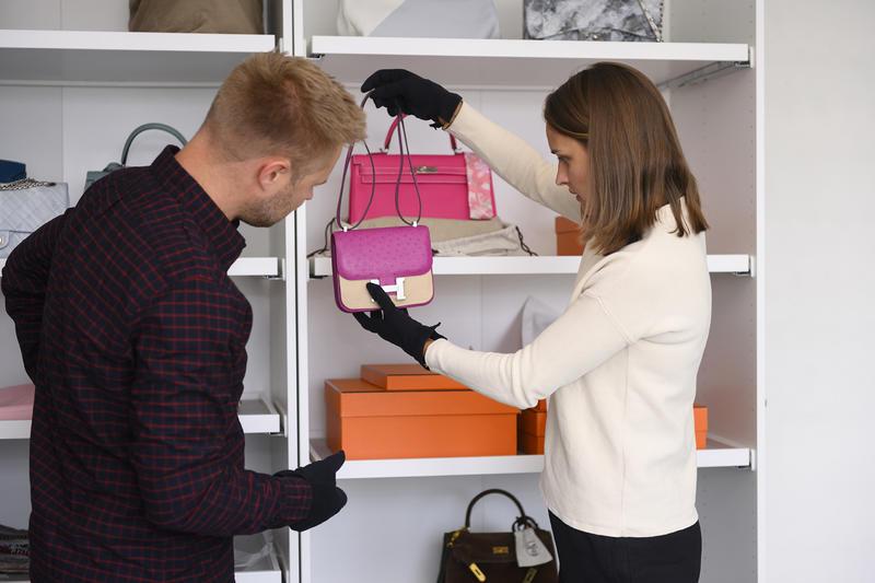 Authentication Designer Handbags SACLÀB