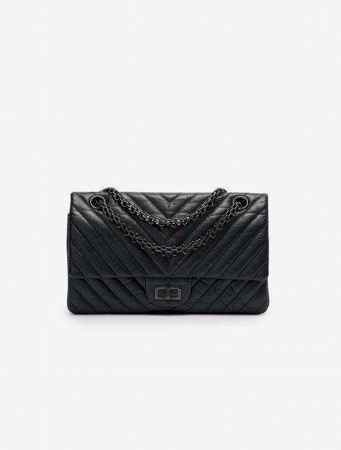 Chanel 2.55 Reissue Lamb So Black