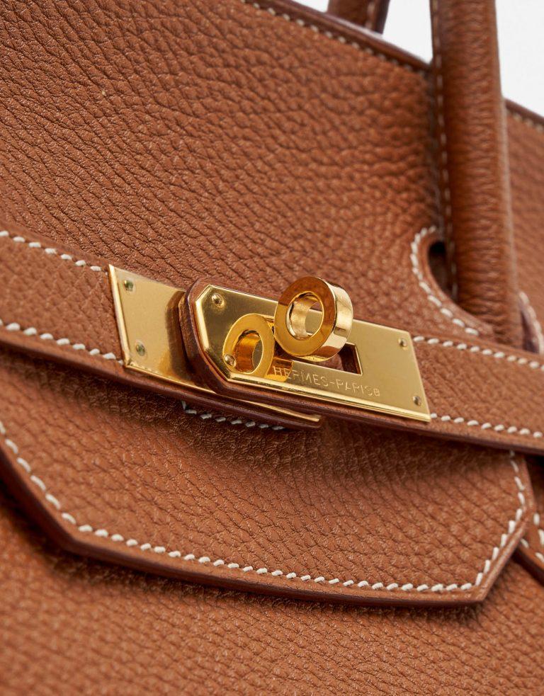 Hermès Birkin 40 Togo Gold Hardware
