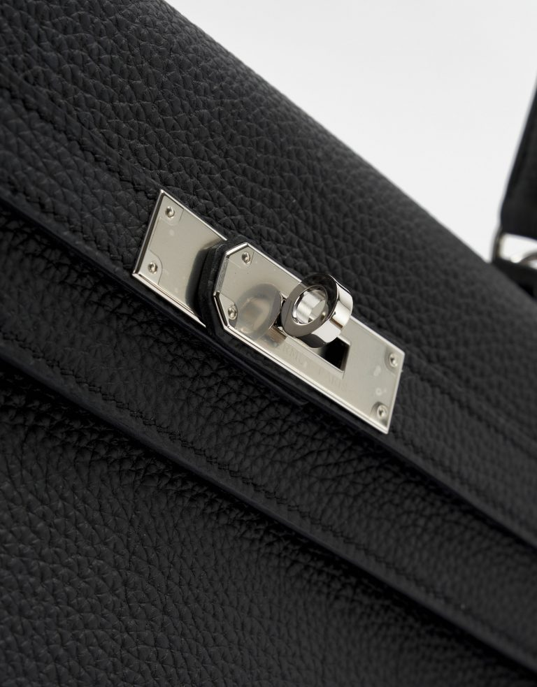 Hermès Kelly 32 Togo Black
