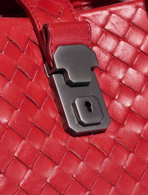 Bottega Veneta Roma Mini Red