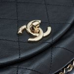 Chanel Chain Around Deer Black Black  | Sell your designer bag on Saclab.com