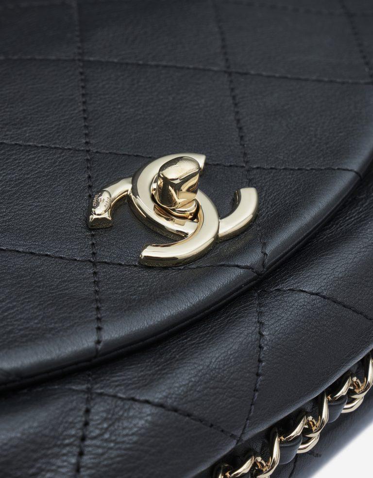 Chanel Chain Around Deer Black