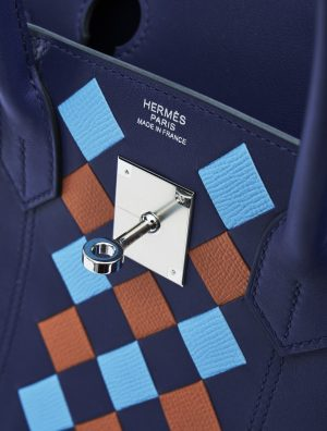 Hermès Birkin 30 Swift Tressage