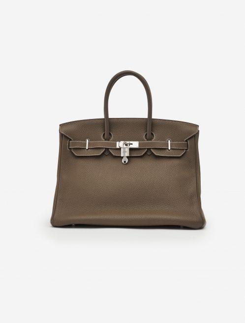 Hermès Birkin 35 Togo Etoupe SACLÀB