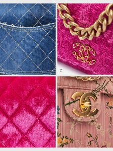 Overview Chanel Textiles