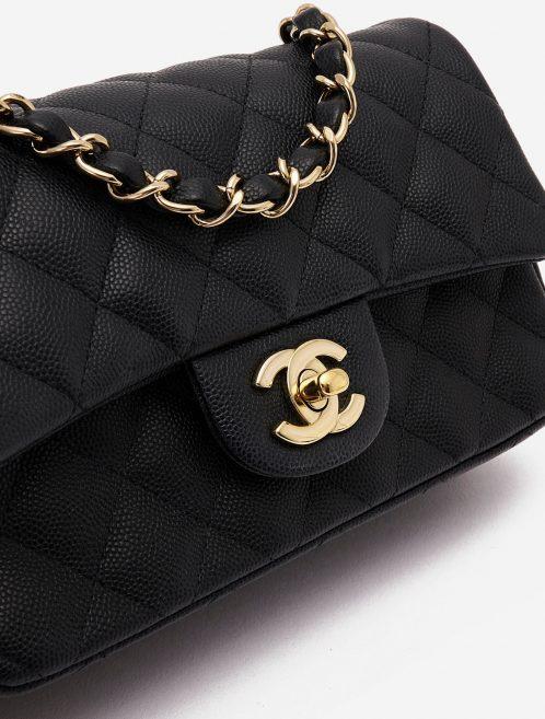 Chanel Timeless Small Caviar Midnight Blue Handbag