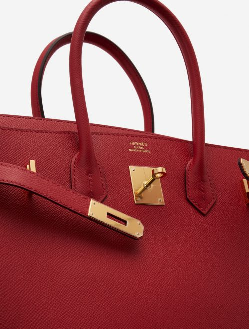 Hermès Birkin 35 Togo Bougainvillier