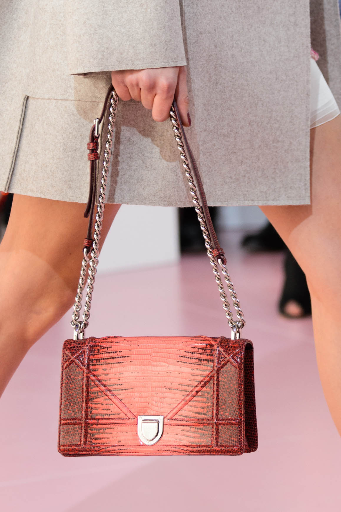 Dior Lizard Bag Fall Winter 2015 2016 SACLÀB