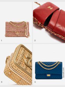 Pre-Loved Chanel Handbags