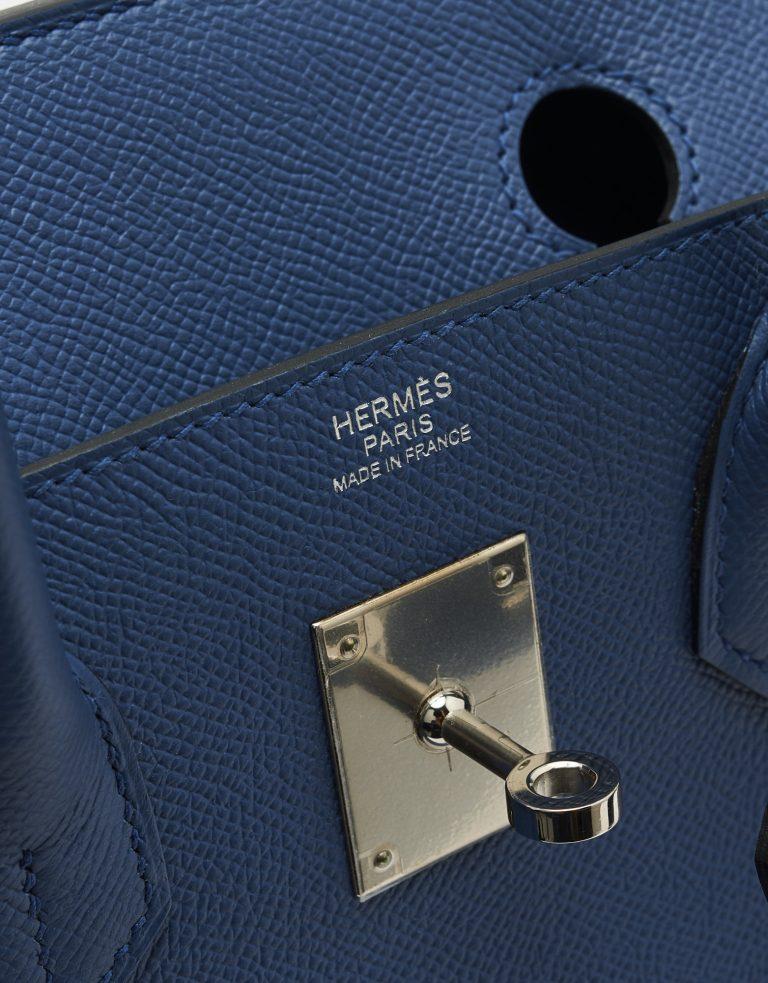 Hermès Birkin 30 Epsom Bleu Agate