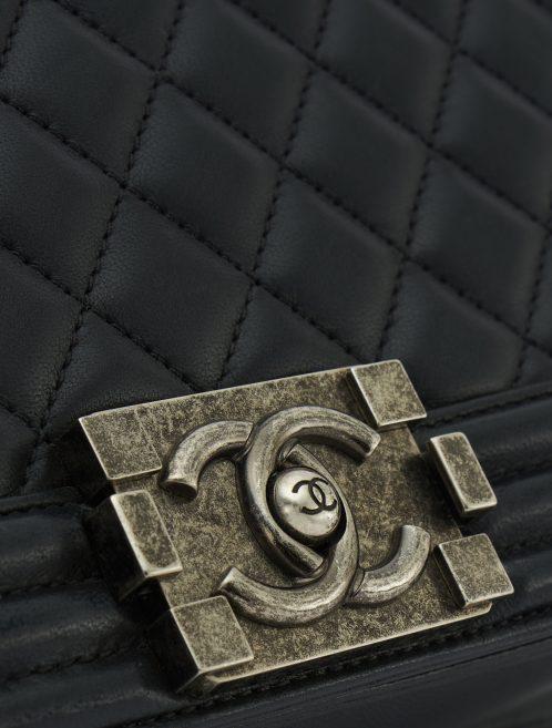 Chanel Boy Medium Lamb Black