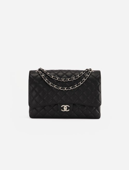 Chanel Timeless Maxi Caviar Black