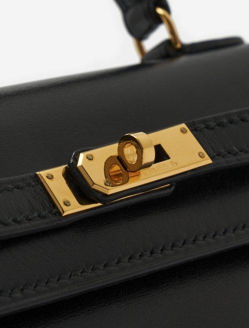 Hermès Kelly 15 Box Black