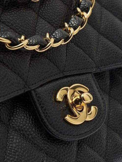 Chanel Timeless Medium Caviar Black