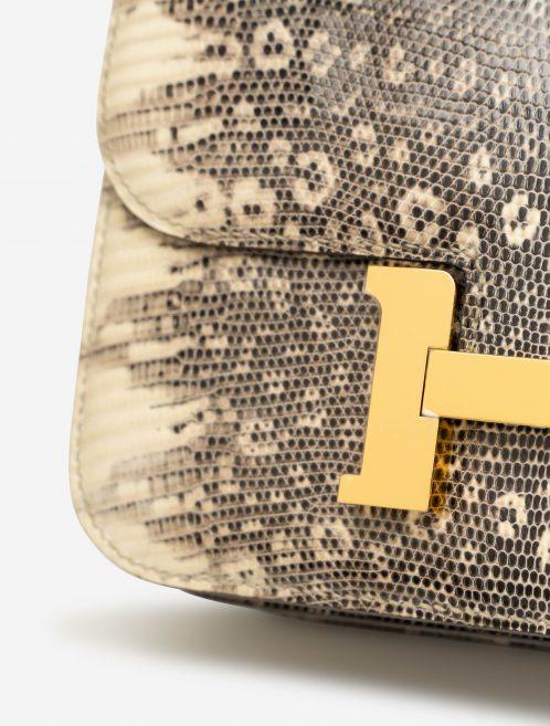 Hermès Constance 18 Lizard Ombre Natural  | Sell your designer bag on Saclab.com