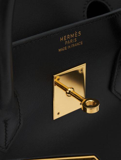 Hermès Birkin 35 Box Black