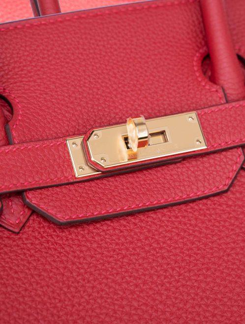 Hermès Birkin 30 Togo Rouge Vif