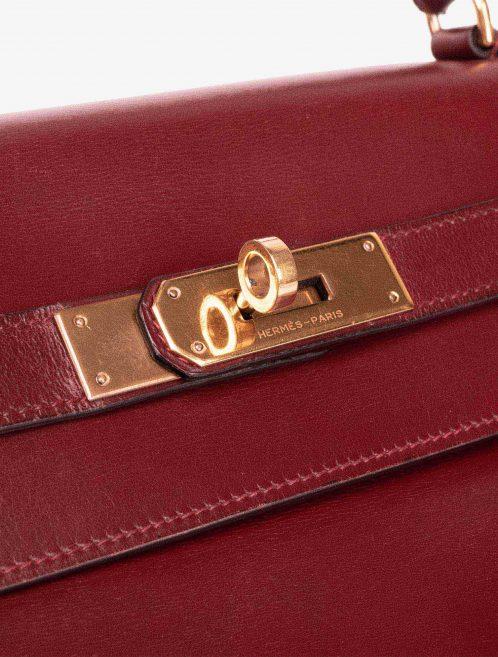 Hermès Kelly 32 Box Rouge H