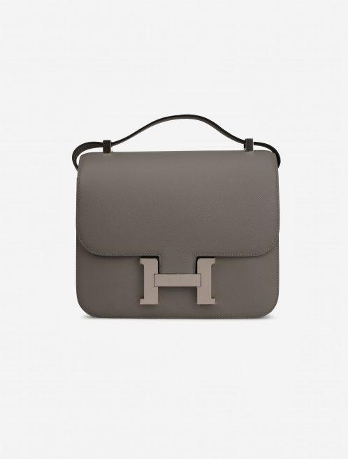 Hermès Constance 24 Epsom Gris Mouette