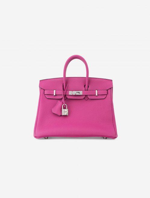 Hermès Birkin 25 Togo Rose Pourpre