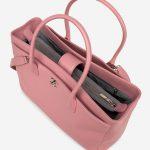 Chanel Shopper Medium Calf Pink
