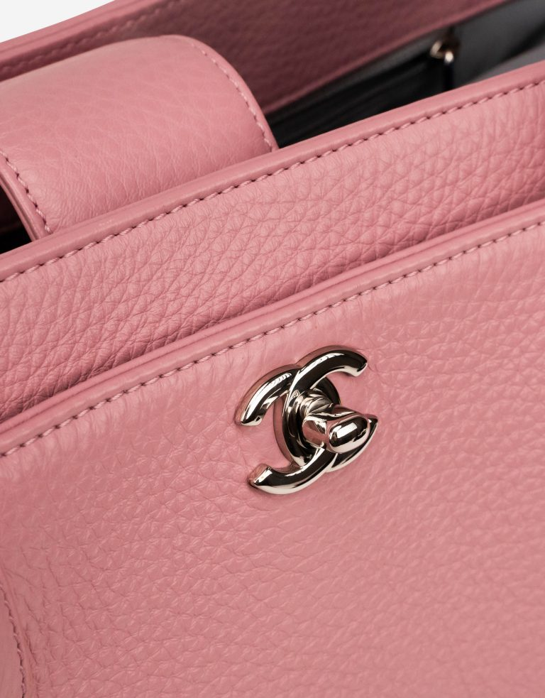 Chanel Shopper Medium Calf Pink
