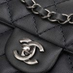 Chanel Timeless Mini Rectangular Caviar Gray